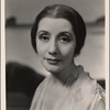 "[Lynn Fontanne in the original Broadway production of Noël Coward's ""Point Valaine.""]"