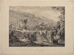 Temple de la Sibylle Tiburtine a Tivoli