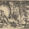Circe with companions of Ulysses changed into animals