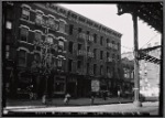 [Vacant tenements and 2nd