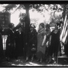 [Bronx Gold Star Mothers at Armistice Day ceremony: Pelham Bay Park, Bronx]