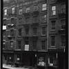 [M. Tuchsneider shop front: 102-106 Pitt St. - Stanton St, Manhattan]