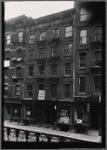 M. Tuchsneider shop front: 102-106 Pitt St. - Stanton St, Manhattan