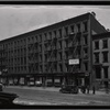 [Row of vacant tenements: Manhattan]