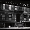[Tenement, Scott's Barber Shop in basement: 334-336 W. 53rd St.-8th Av-9th Av, Manhattan]