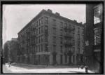 Tenement block: Water St - Montgomery St., Manhattan