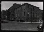 Louis Greenberg Plumbing Supplies building: Cherry St. - East St., Manhattan