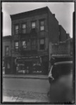 Street view; Dugan's Grocery, Levine's Fruit & Veg: 106-07 [street unknown]]
