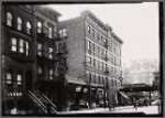 Tenements and storefronts: W. 136th St - 8th Ave., Manhattan