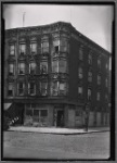 Vacant tenement and storefront