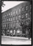 Vacant tenement: Brooklyn?