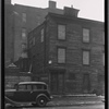 [Closer view of vacant wood frame tenements: W. 17th St. - 9th Ave., Manhattan]