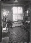 Tenement interior; kitche