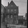 [Wood frame Victorian: Bronx?]