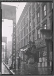 Brownstone storefronts; Zullow's Hardware: 1812 2nd Ave. - E. 94th St., Manhattan