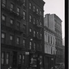 [Tenements & storefronts; Saz Bros. Warehouse: E. 82nd St. - 2nd Ave.- 1st Ave., Manhattan]