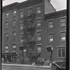 [Tenements to let; Andrew Fleming Pattern Maker; children in street: Bergen St. - Smith St. -Boerum Pl, Brooklyn]