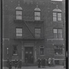 [Brick apartment building with commercial tenants of first floor; kids : Saratoga Ave.-Riverdale Av-Livonia, Brooklyn]
