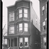 [Shingled Victorian with porch: Bronx?]