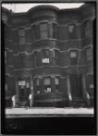 Row houses; law office of Harry Wagner: 2120 [street unknown], Bronx?]