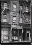 Storefronts; Frank (Irving) the Tailor: 2813 [street unknown]]
