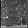 [Mid-rise apartment houses; Dr. Norman Eyes Examined: 547 Saratoga Ave.-Sutter-Pitkin, Brooklyn]