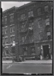Mid-rise apartment houses; Dr. Norman Eyes Examined: 547 Saratoga Ave.-Sutter-Pitkin, Brooklyn