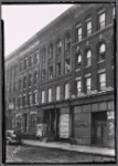 Tenements & vacant storefronts; Jay Bee Syrup Co.: 3426 [street unknown], Bronx]
