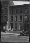 Brownstone row houses: Brooklyn
