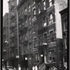 [Lower East Side tenements & storefronts; Weitz Laundry Service: 92 [street unknown], Manhattan]