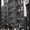[Lower East Side tenements & storefronts; Weitz Laundry Service: 92 [street unknown], Manhattan]