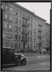 """Tenement row, """"Edman"""" and """"Madeline"""" buildings"""