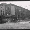 [Tenements & storefronts; The Modern Stores : 186 Columbia St.-Degraw St. , Brooklyn]