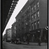 [Tenements & storefronts; 2nd Ave. El: 2nd Ave. - E. 54th Street, Manhattan]
