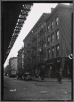 Tenements & storefronts; 2nd Ave. El: 2nd Ave. - E. 54th Street, Manhattan