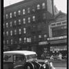 [Tenements & storefronts; Darrison's 5+10, A. Buchsbaum Butcher: 165-169 Amsterdam Av-W 67-W 68 St, Manhattan]