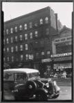Tenements & storefronts; Darrison's 5+10, A. Buchsbaum Butcher: 165-169 Amsterdam Av-W 67-W 68 St, Manhattan