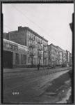 Tenements; White Trucks & Busses garage: Manhattan