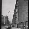 [Tenement row, West Side; General Motors Taxicabs : Manhattan]