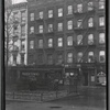 [Tenements & storefronts; Hamilton Fish Park Restaurant : 131-135 Pitt St-E. Houston-Stanton, Manhattan]