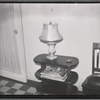[Waiting room of F. Berk with Feb. 7 1938 issue of Life magazine on shelf: 147 W 86th St-Amsterdam-Columbus, Manhattan]