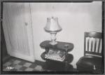 Waiting room of F. Berk with Feb. 7 1938 issue of Life magazine on shelf: 147 W 86th St-Amsterdam-Columbus, Manhattan