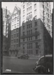 Apartment houses; Gustave Appel Chiropodist: 515 Cathedral Pkwy-Amsterdam-Broadway, Manhattan