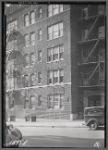 Genova Court apartment building;Jean's Beauty Shoppe on first floor: 1221 Sheridan Av-E 167 St-E168 St, Bronx