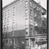 [Tenement & storefront; La France Express Company (see #18455): 267 W. 130th St - 8th Av, Manhattan]