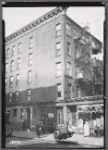 Tenement & storefront; La France Express Company (see #18455): 267 W. 130th St - 8th Av, Manhattan