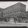 [Wood frames with storefronts; Moe & Sol Stationary: 957 E. 172nd St-Vyse Av, Bronx]