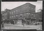 Wood frames with storefronts; Moe & Sol Stationary: 957 E. 172nd St-Vyse Av, Bronx