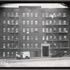 [Apartment house with M. Lennartz Beauty Parlor on first floor; Karsten's Milk Truck: 244 [street unknown], Bronx]