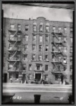 Apartment with L. Holman (?) Furrier and Betty's Beauty Shoppe: 1205 or 1209 [street unknown], Bronx]